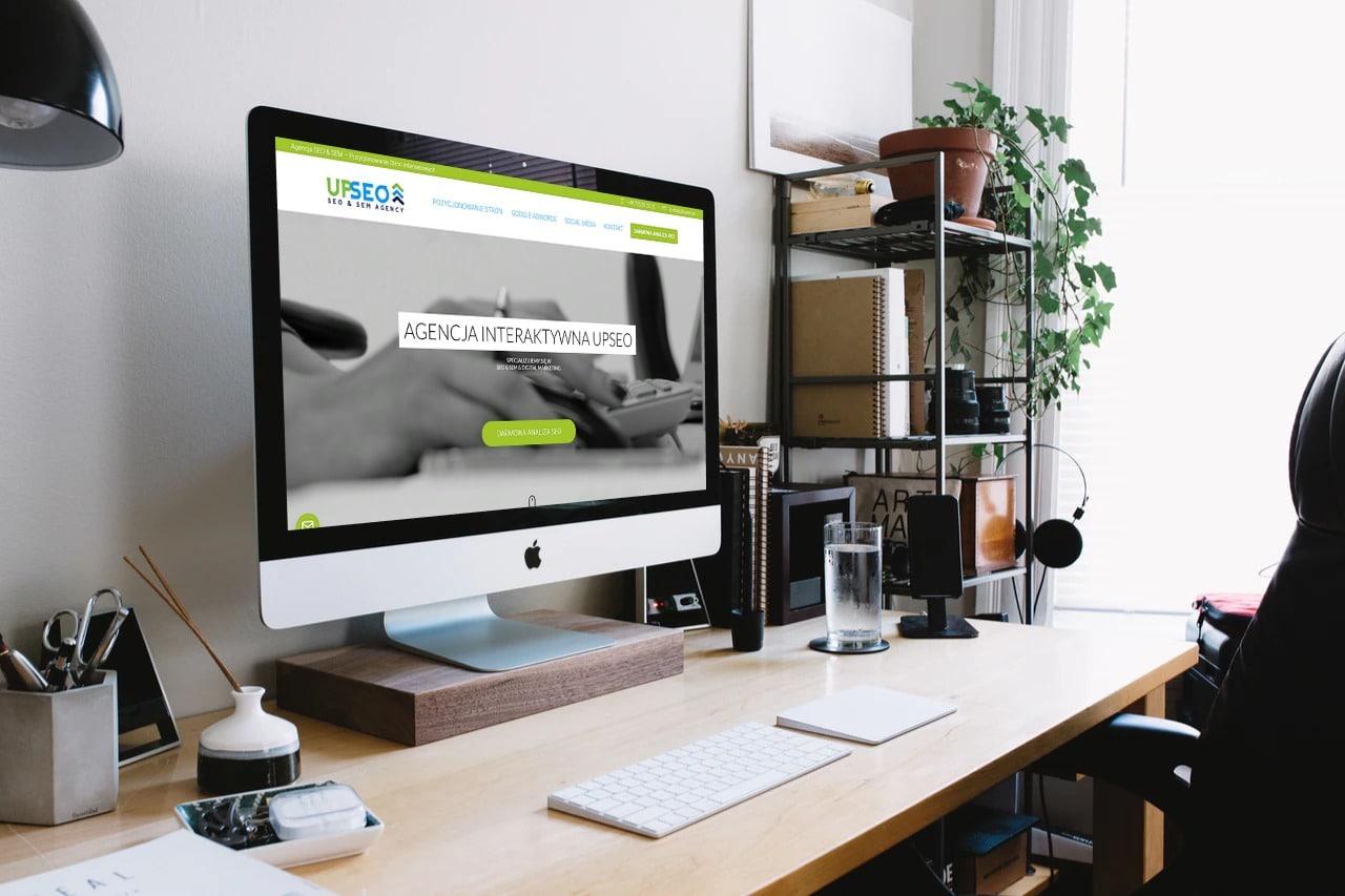 Strona internetowa dla Agencji SEO & SEM - www.ginter.pro